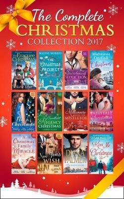 Mills and Boon Complete Christmas Collection 2017