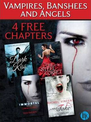 Vampires, Banshees and Angels - 4 FREE Paranormal reads to sink your teeth into