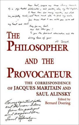 The Philosopher and the Provocateur