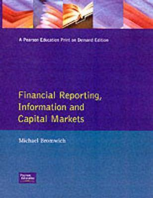 Financial Reporting, Information and Capital Markets