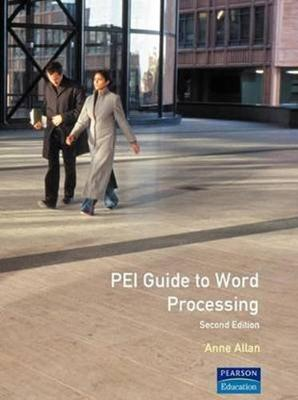 Pei Guide to Word Processing