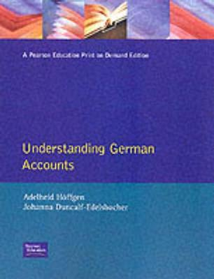 Understanding German Accounts