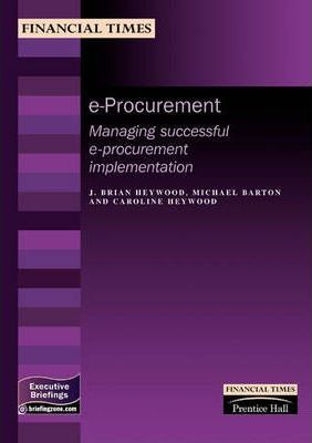 Ft MB: E-Procurement/Enterprise Portals Pack