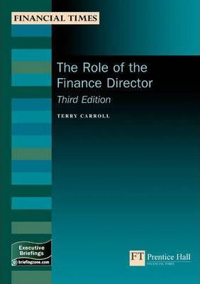 Role of the Finance Director/Transforming the Finance Function Pack