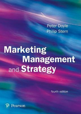 Marketing Management and Strategy