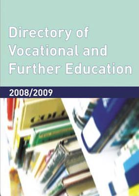 Directory of Vocational and Further Education 2008/2009