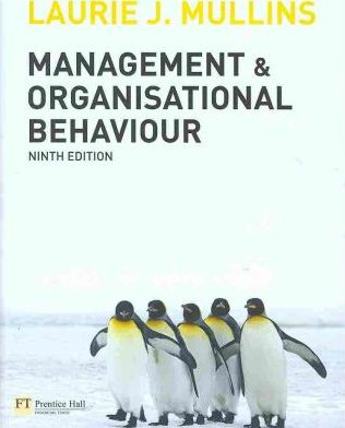 Management and Organisational Behaviour Plus MyLab Access Code
