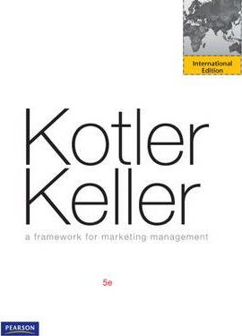 Framework For Marketing Management Global Edition Philip Kotler