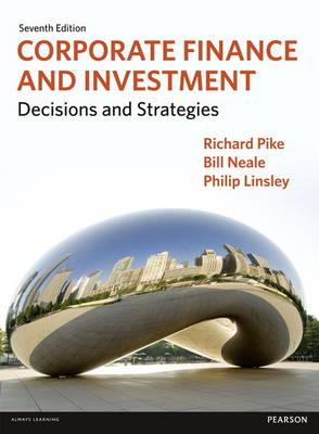 Corporate Finance and Investment, Plus MyFinanceLab with Pearson Etext