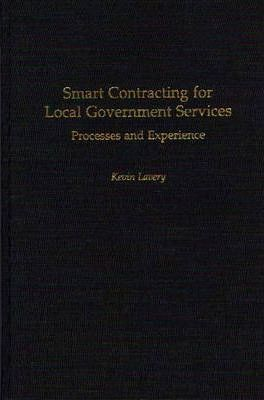 Smart Contracting for Local Government Services