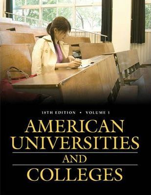 American Universities and Colleges