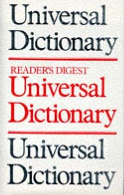 Universal Dictionary