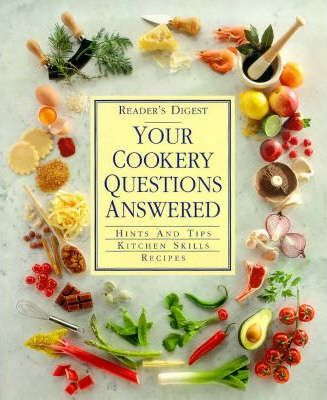 Your Cookery Questions Answered