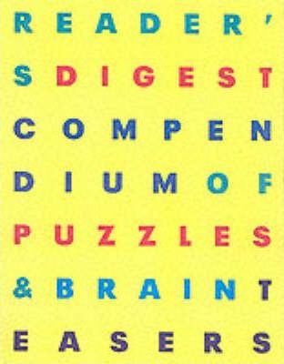 """""""Reader's Digest"""" Compendium of Puzzles and Brain Teasers"""