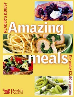 Amazing Meals for Less Than £2.50 a Person