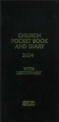 Church Pocket Book and Diary 2006
