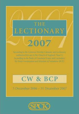 The Lectionary 2007