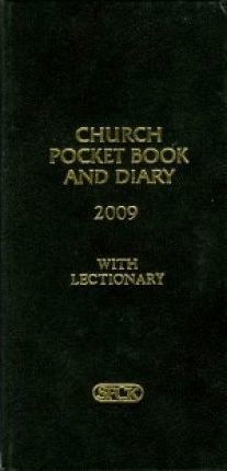 Church Pocket Book and Diary 2009