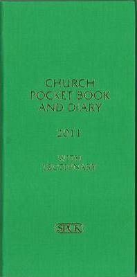Church Pocket Book and Diary 2011