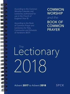 Common Worship Lectionary 2018