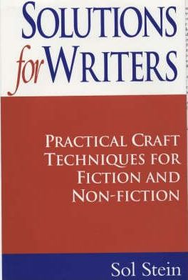 Image result for Solutions for Writers by Sol Stein