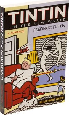 Tintin in the New World Cover Image