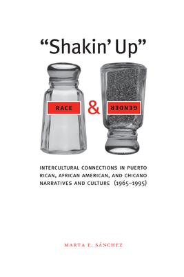 """""""Shakin' Up"""" Race and Gender"""