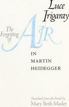 The Forgetting of Air in Martin Heidegger