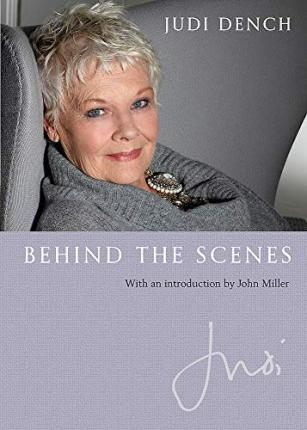 Judi: Behind the Scenes : With an Introduction by John Miller