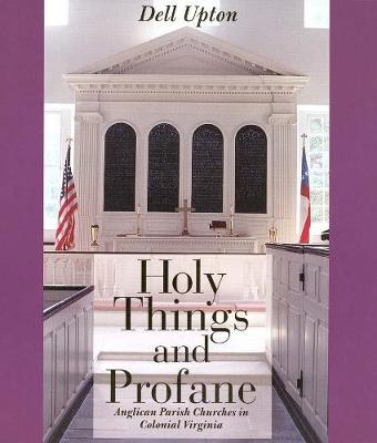 Holy Things and Profane