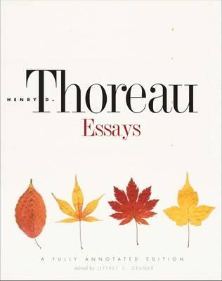 essays on thoreaus poems Essays and criticism on henry david thoreau, including the works the influence of the romantic poets, the ideal of friendship, artistic hopes, inspiration - critical.