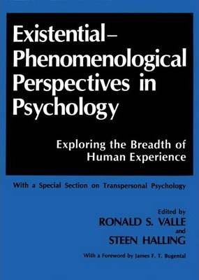 Existential-Phenomenological Perspectives in Psychology  Exploring the Breadth of Human Experience