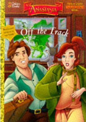 Anastasia: Off the Track - Tell a Story Sticker Book