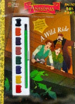 Anastasia: A Wild Ride - Paint Box Book