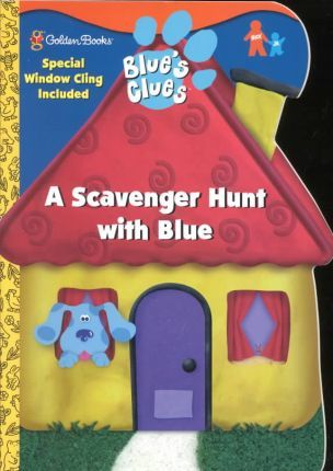 A Scavenger Hunt with Blue