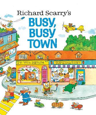 the busy town of richard scary