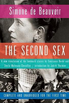 Second sex by simone de beauvoir