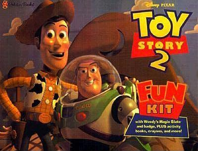 Magic Slate Toy Story 2
