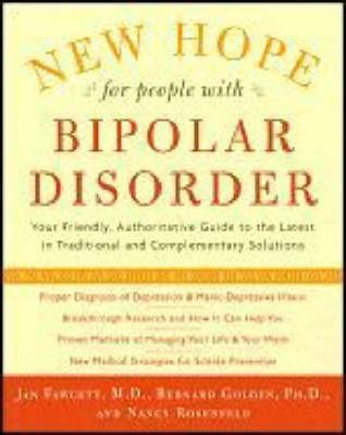 New Hope for People with Bipolar Disorder : Jan Fawcett