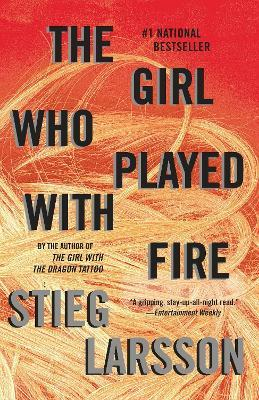 The Girl Who Played with Fire Cover Image
