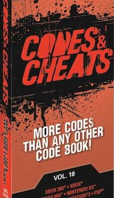 Codes and Cheats (UK): v. 18