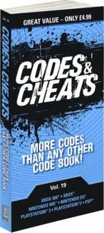 Codes and Cheats (UK): v. 19