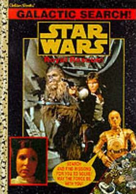 Star Wars: Galactic Search - Royal Rescue Bk. 1