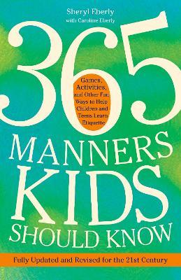 365 Manners Kids Should Know
