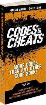Codes & Cheats v. 20  Prima's Unofficial Game Guide