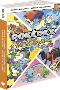 Pokemon Black & White 2 Pokedex