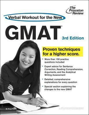 Verbal Workout for the New GMAT, 3rd Edition