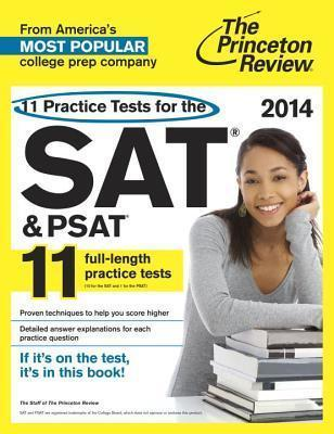 11 Practice Tests for the SAT and PSAT 2014