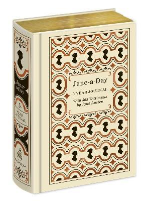 Jane-a-Day 5 Year Journal