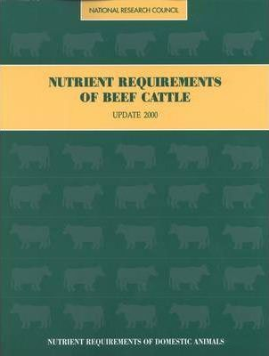 Nutrient Requirements of Beef Cattle 2000